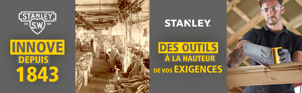 stanley - tradition - footer