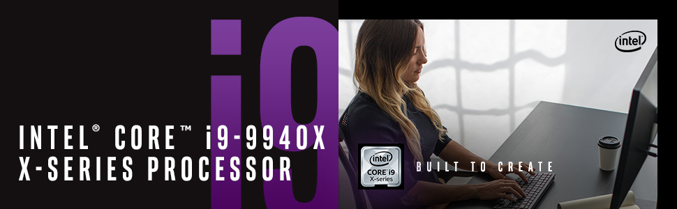 Intel Core i9-9940X X-Series Processor