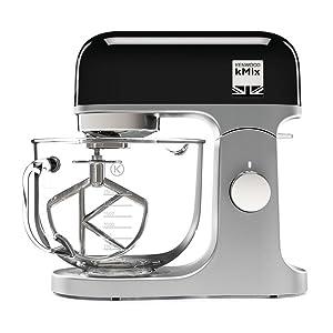 kitchen machine black Kenwood