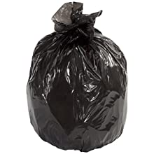 Clear, Black, Blue Recycling Trash Liners for Corrugated Trash Cans