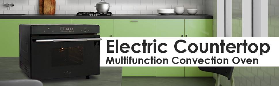 Amazon.com: Electric Countertop Multifunction Convection ...