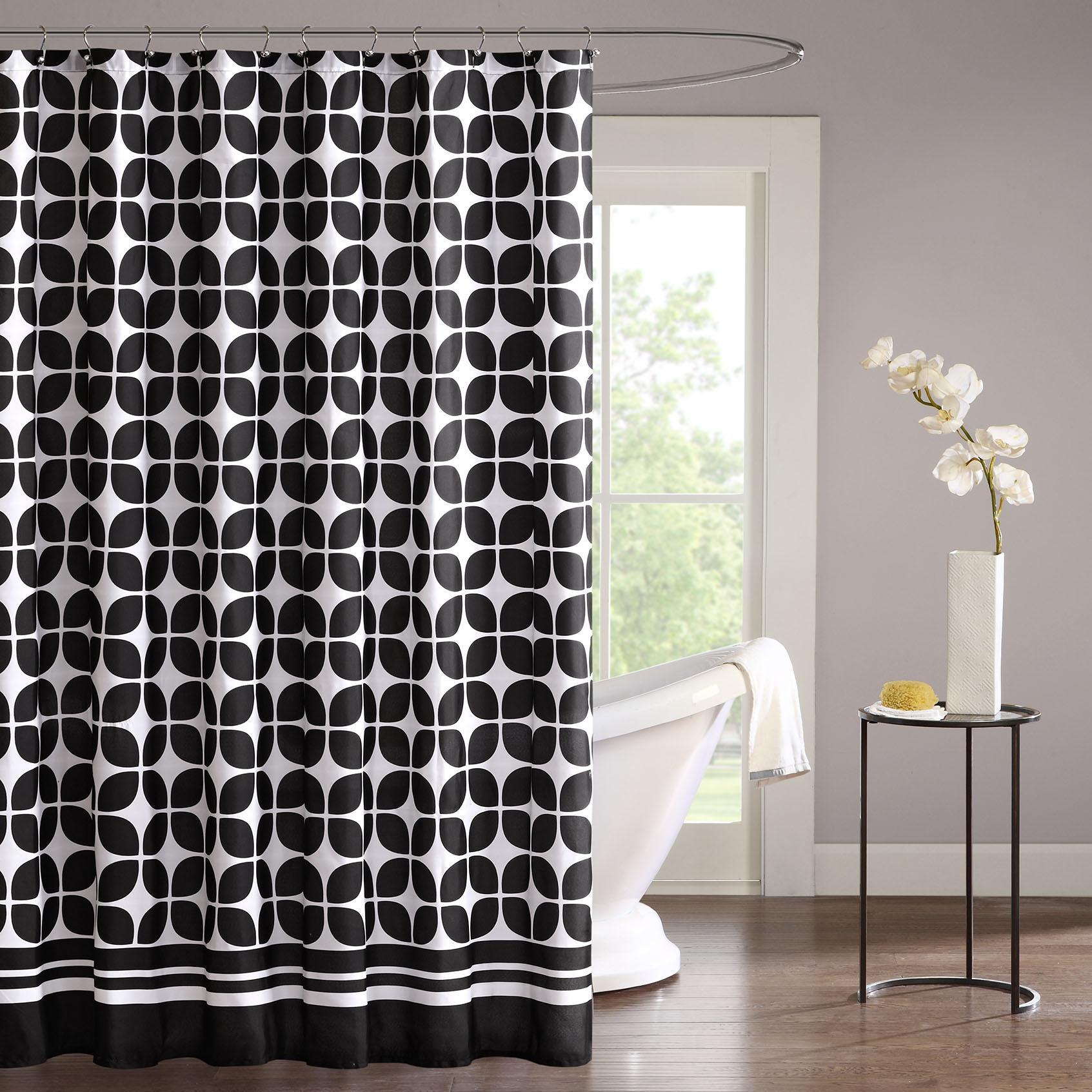 Amazon Intelligent Design ID70 508 Lita Shower Curtain 72x72