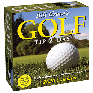 Golf Tip-A-Day cover