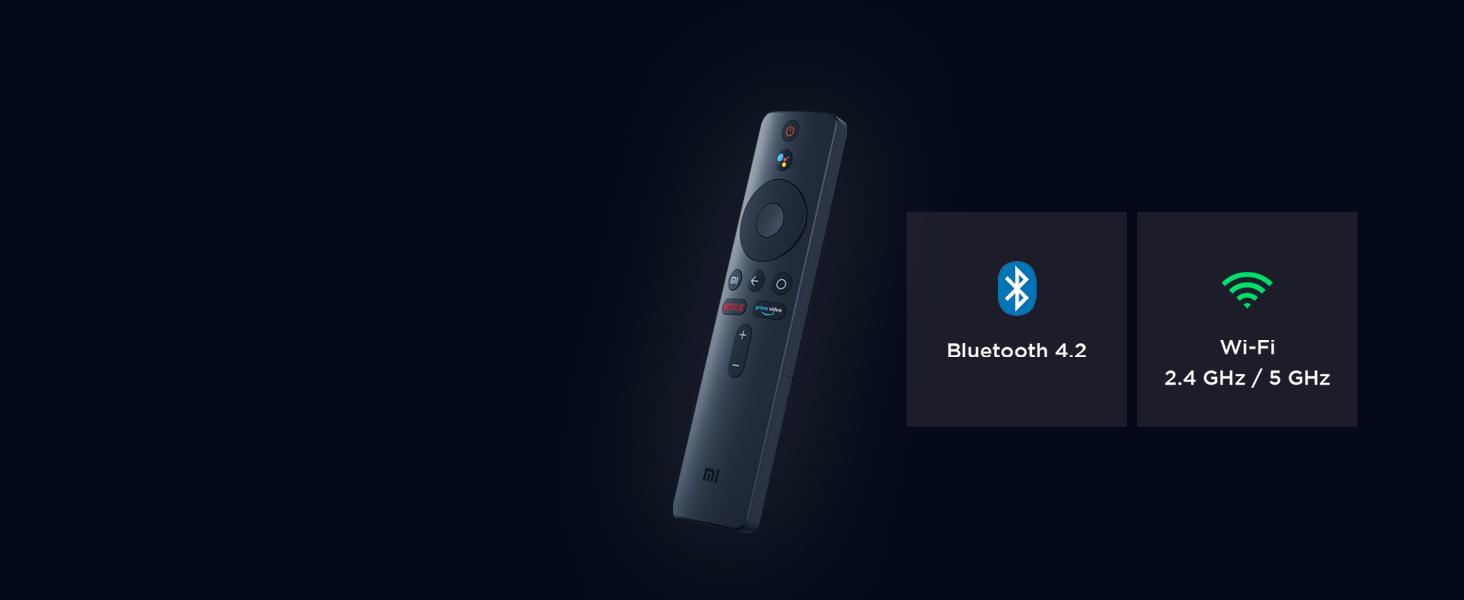 Mi Remote   WiFi   Bluetooth