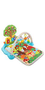 Lil' Critters Musical Glow Gym