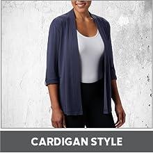 Cardigan Style