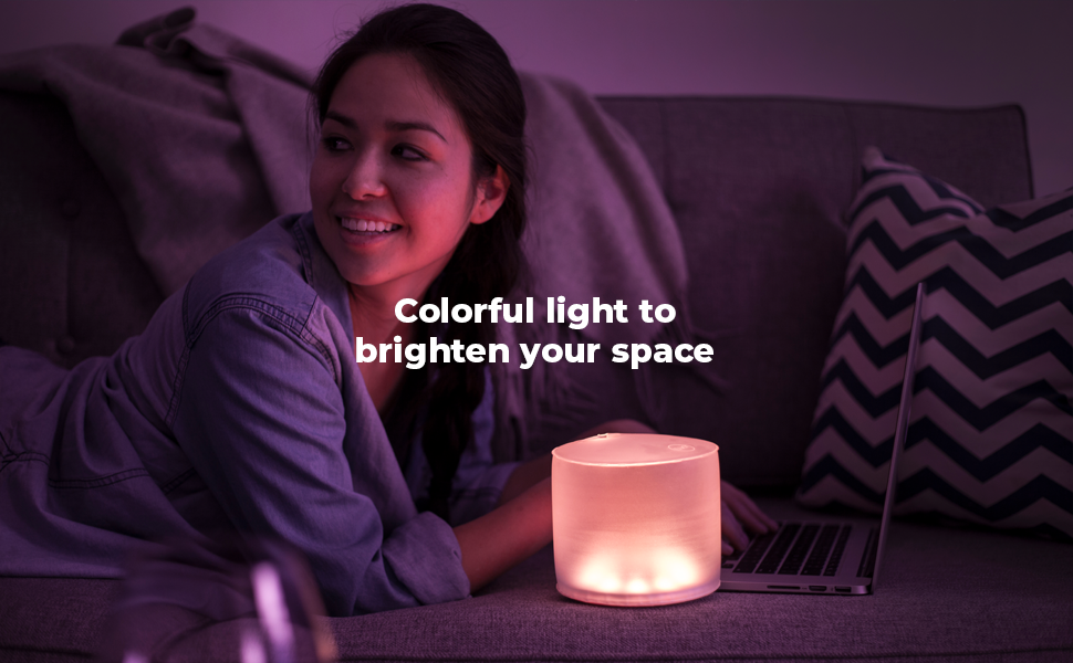 Luci Color Essence: Solar Inflatable Light