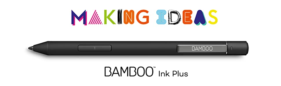 Bamboo Ink Plus