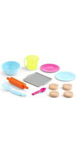Amazon Com Little Tikes Cupcake Kitchen Pastel Amazon Exclusive Toys Games