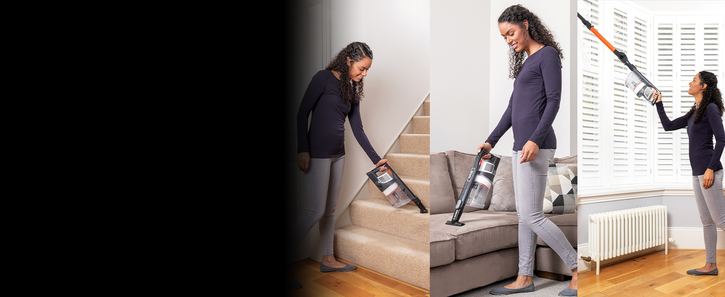 Shark Anti Hair Wrap Cordless Stick Vacuum Cleaner