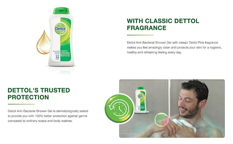 Dettol Body wash