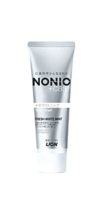 NONIO+Care ホワイトニング