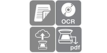 Duplex OCR Software Scan-to-Cloud Scan-to-PDF