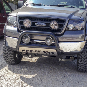 ARIES Bull Bar F150 Bull Bar with Lights