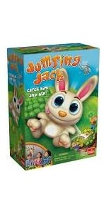 jumping, jack, bunny