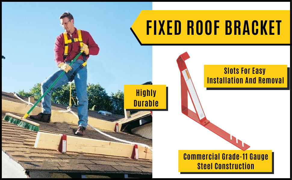 Qualcraft Fixed Roof Bracket