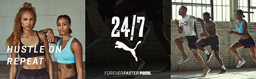 PUMA ATHLETIC FOREVER FASTER RUNNING TRAINING