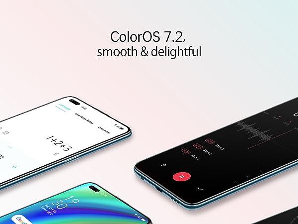 COlor OS 7.2