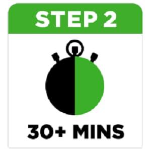 Sanitiser Gel Step 2
