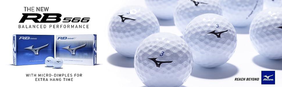 Mizuno RB 566 Golf Ball RB 566V Golf Ball