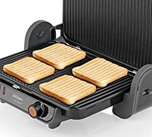 tost makinesi set