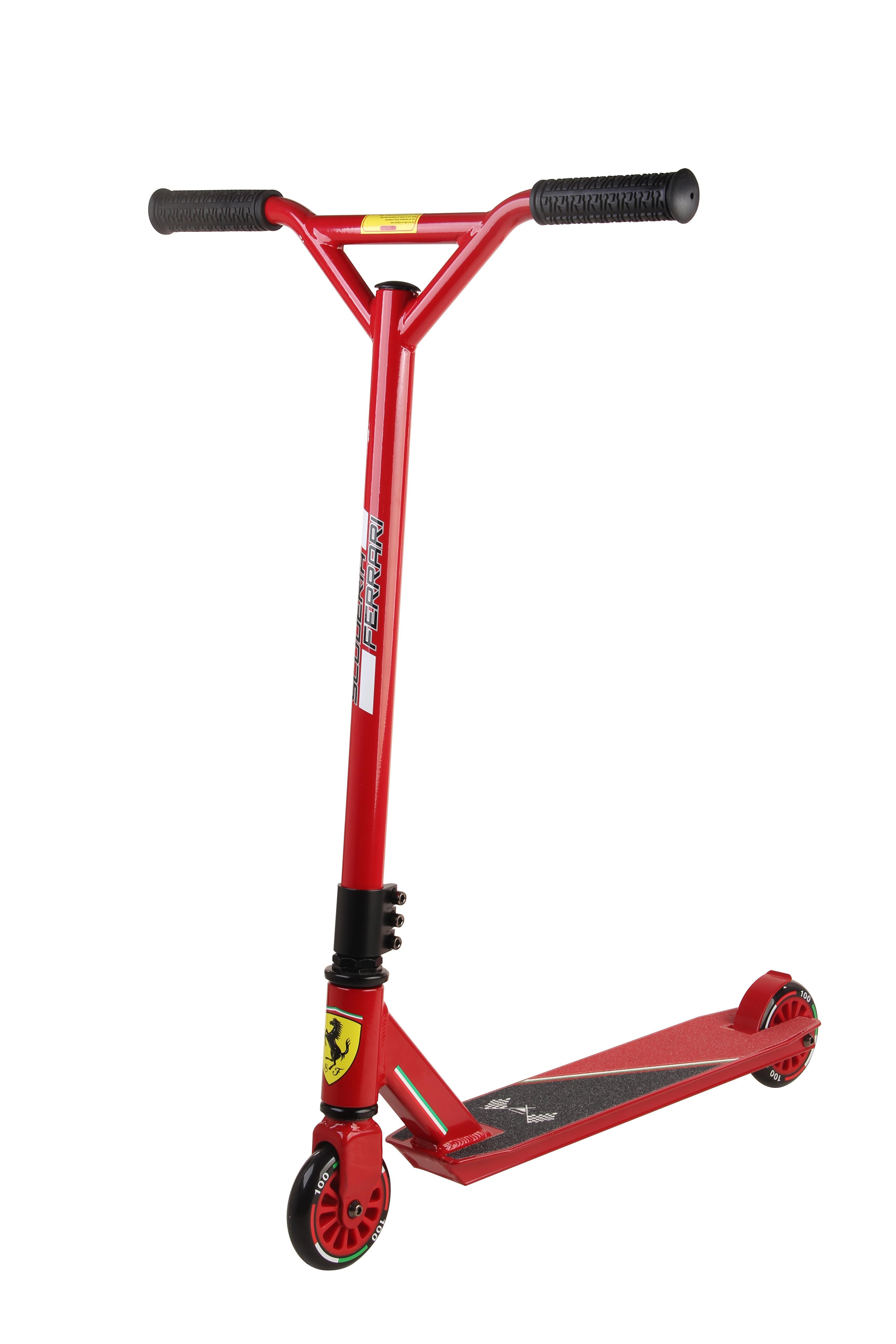 Amazon.com: Ferrari 2 ruedas Scooter: Sports & Outdoors