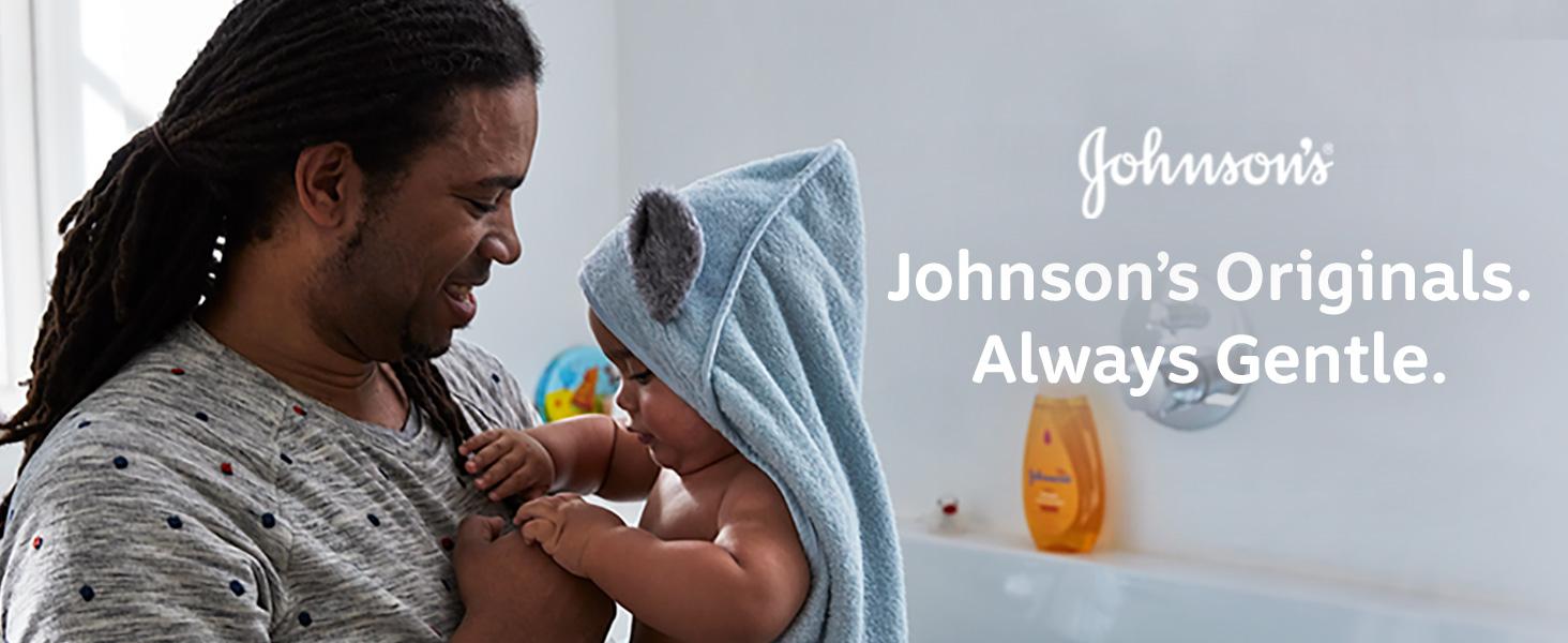 Johnson's Baby - Johnson's Originals. Always Gentle.