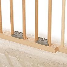 geuther schwenk treppenschutzgitter baby. Black Bedroom Furniture Sets. Home Design Ideas
