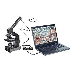 National Geographic 40x-1024x Microscope
