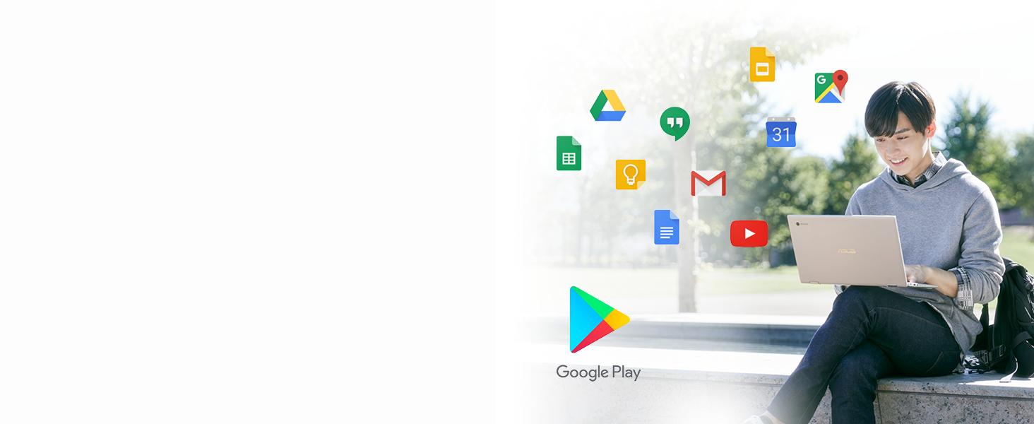 お気に入りのあぷりは Google Play ストアからダウンロード