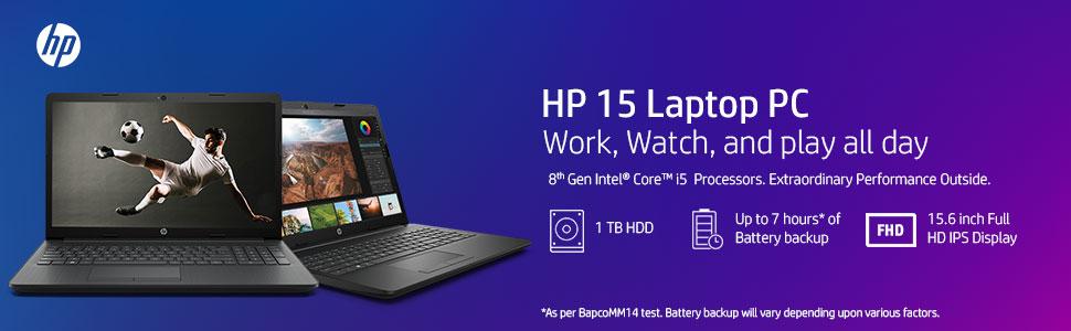 HP 15-da0077TX