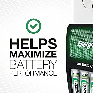 Helps Maximize Battery Performance, High Powered, Fast Charger, Battery Life, Lasts for Years