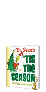 Grinch, Christmas Books, Holiday Books, Seuss, Dr Seuss. Suess,