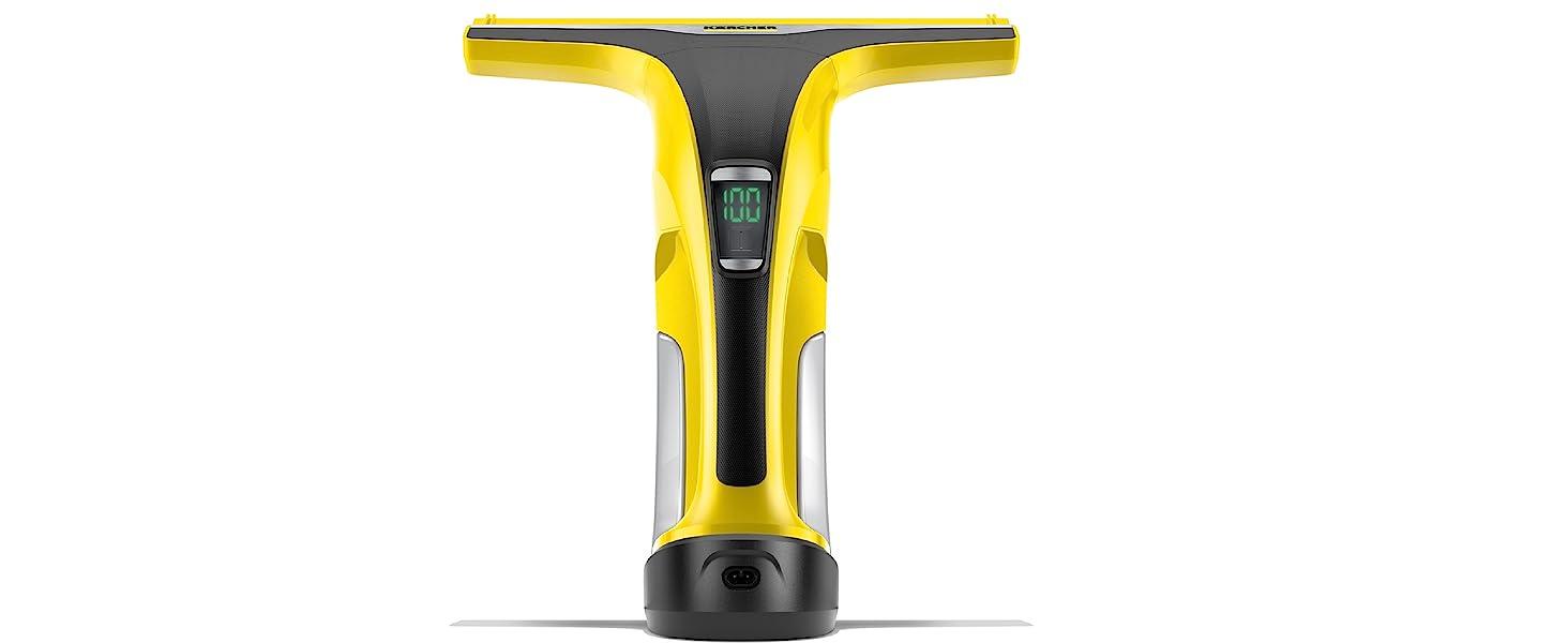 Kärcher 1.633-510.0 - Limpiador Eléctrico Ventana WV 6 Plus, 100 min de autonomía: Amazon.es: Hogar