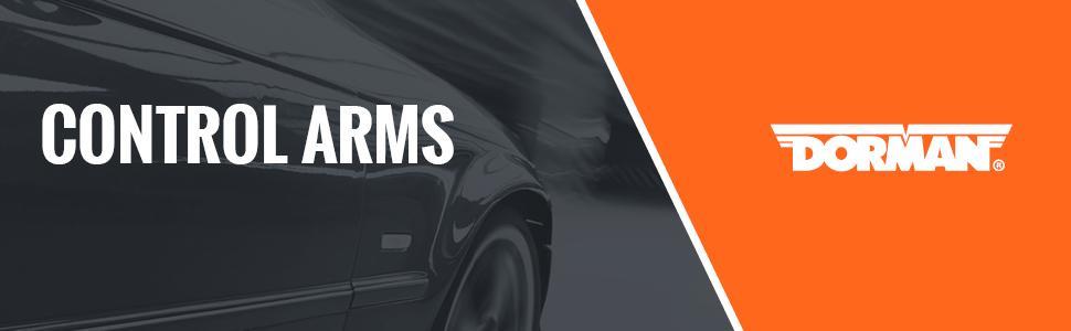 Dorman, Dorman Products, Dorman car parts, Dorman replacement parts, Dorman control arms