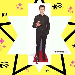 Shawn Mendes Recorte de cartón