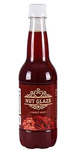 sweet heat nut glaze vkp1220
