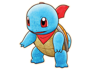 Squirttle