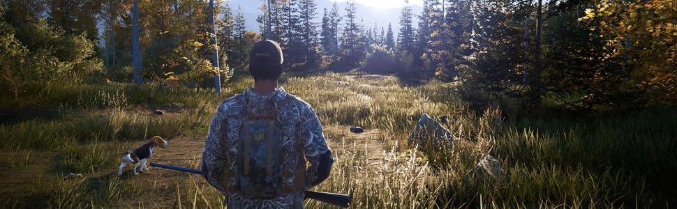 Hunting Simulator 2; videogioco avventura; videogioco caccia; videogioco simulazione; PS4; Switch;