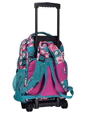 mochilas escolares, mochilas escolares con ruedas, mochilas con ruedas, mochilas con carro