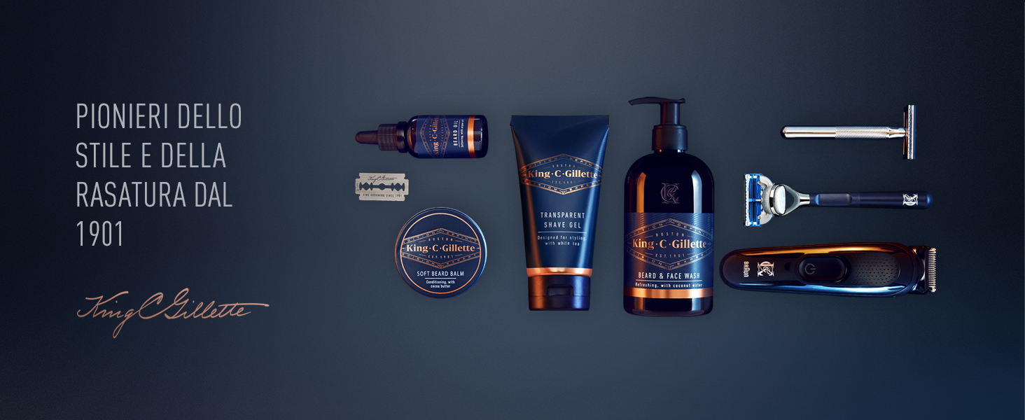 PIONEERS IN STYLE AND GROOMING SINCE 1901