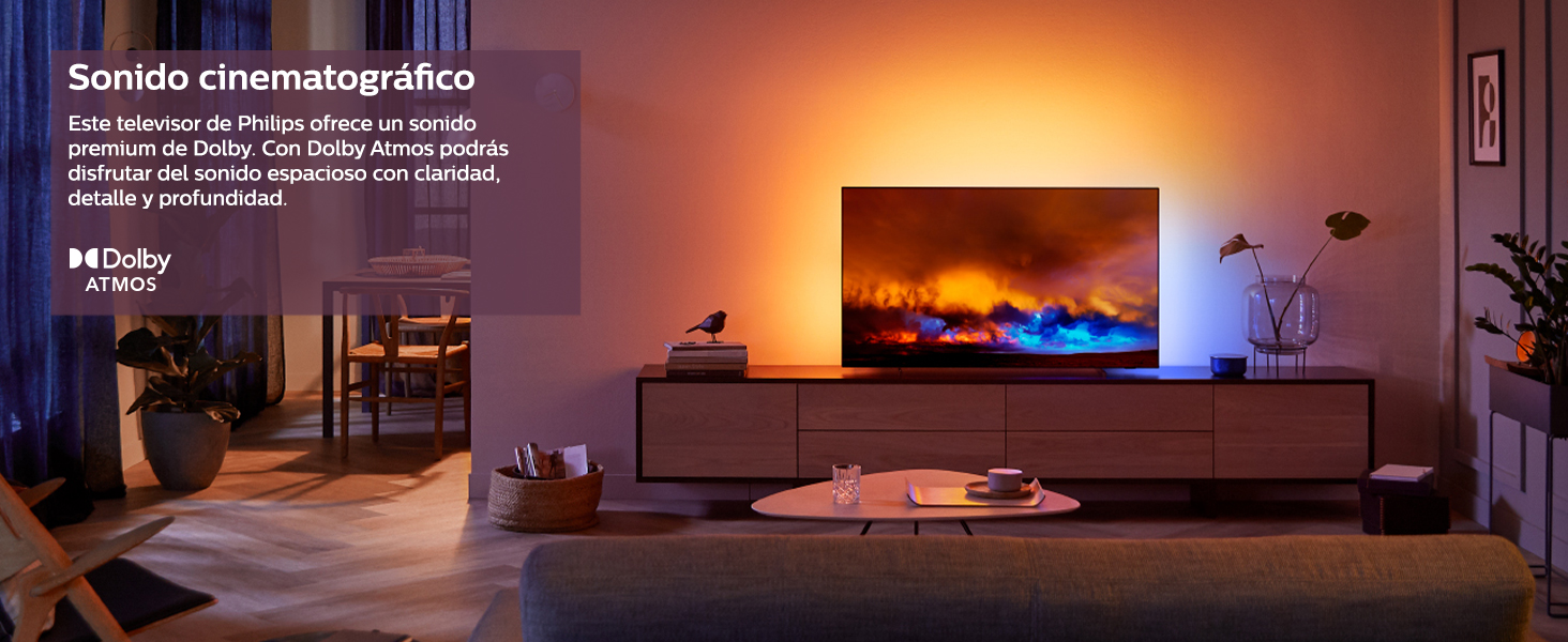 tv dolby atmos