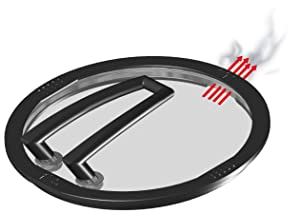 pot lid steam