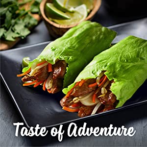 Taste of adventure with La Choy easy asian meals