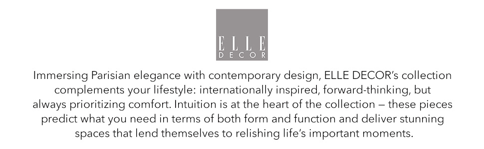 elle decor collection, exclusive home curtains, best curtain panels, light filtering curtains