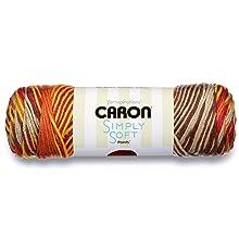 caron simply soft paints