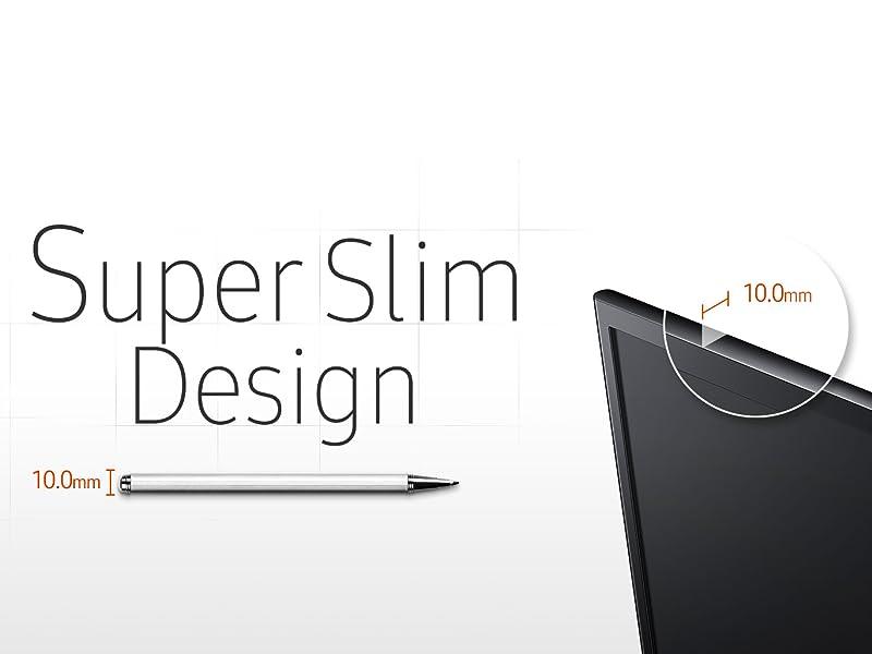 SUPER SLIM DESIGN