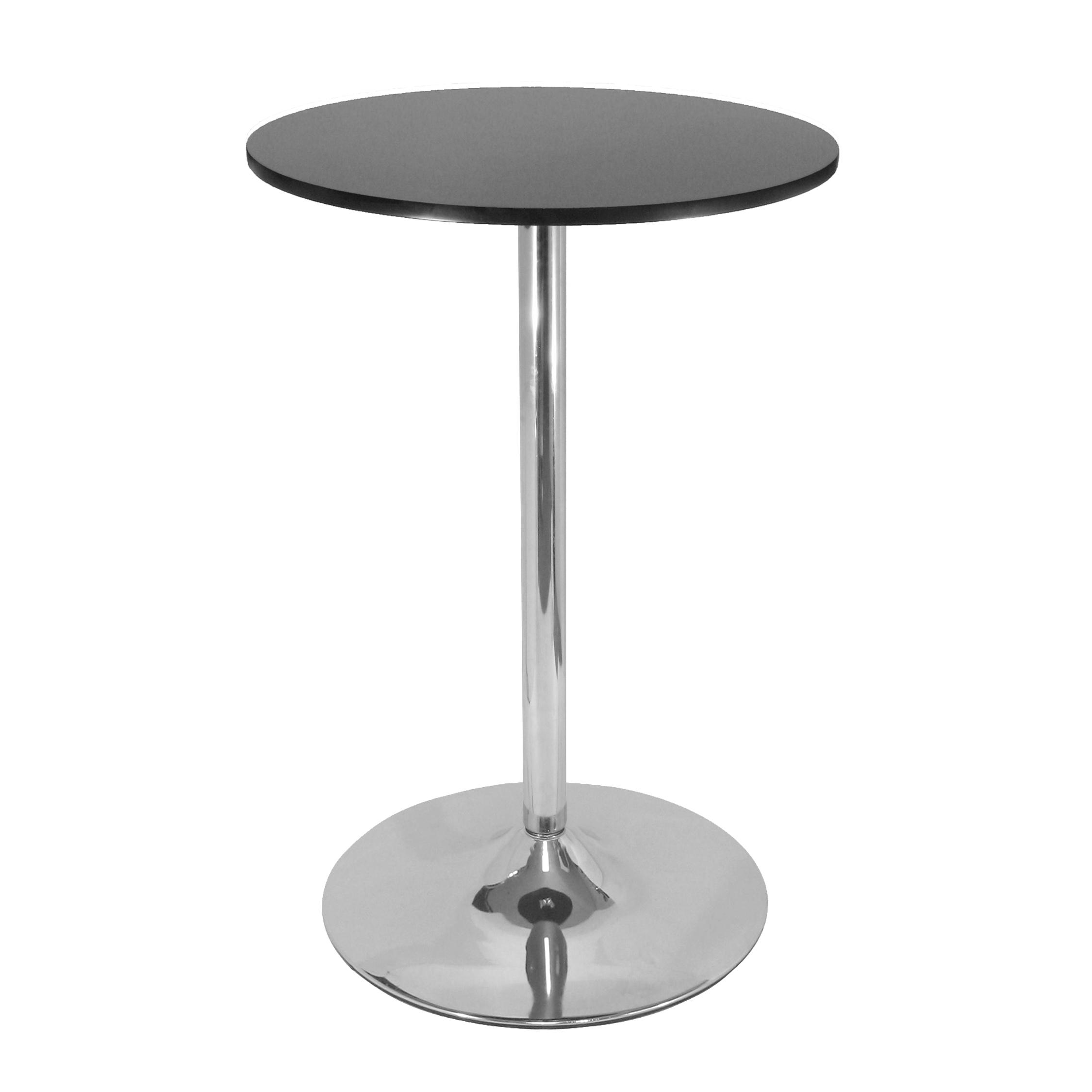 Glass Pub Table Part - 41: Winsome Spectrum 28-Inch Pub Table