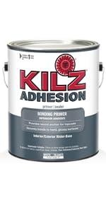 Amazon Com Kilz Adhesion High Bonding Interior Exterior