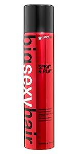Spray & Play Volumizing Hairspray